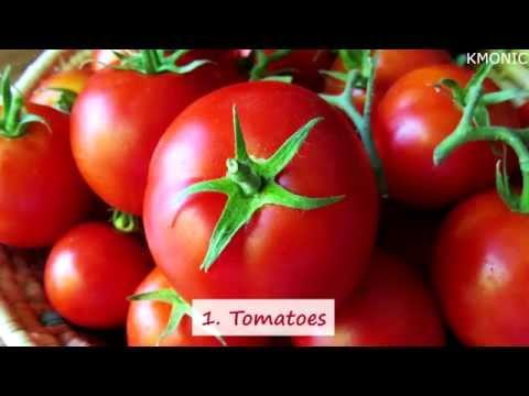 Top 10 Foods High in Antioxidants