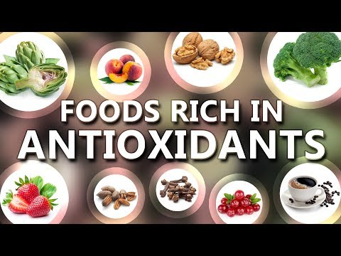 Foods High in Antioxidants – Which Food Has Most Antioxidants – Highest Source of Antioxidants