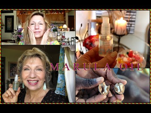 The Power of MARULA Oil – Antioxidants For Youthful Skin – Aging with Grace