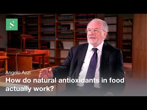 Mechanisms of Antioxidant's Functions – Angelo Azzi