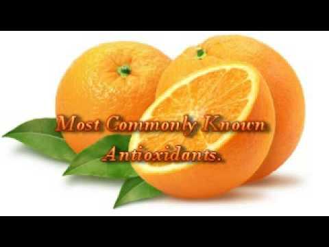 Benefits of Antioxidants