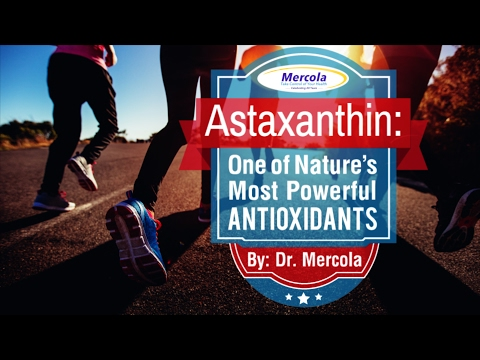 Astaxanthin: One of Nature's Most Powerful Antioxidants
