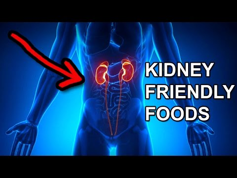 kidney friendly Super foods that are Antioxidants rich & low in Potassium