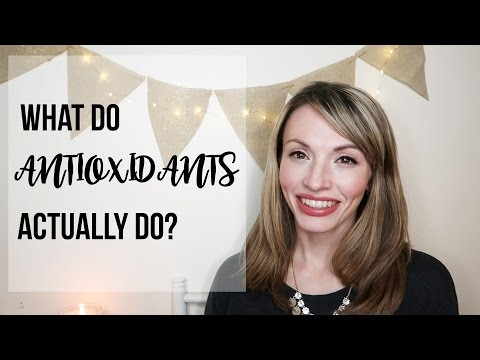 Dr. Meghan: What Does Your Antioxidant Skin Care Actually Do?