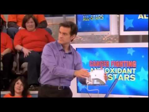 """How Antioxidants """"Like Kangen Water"""" Fight Cancer"""