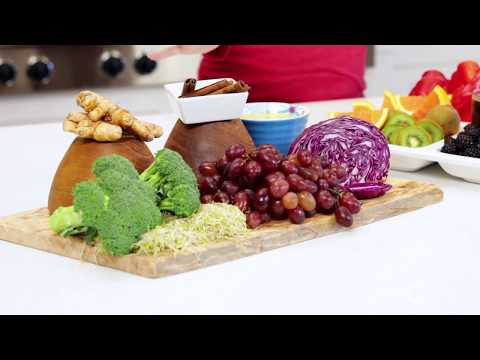 Using Antioxidants to Reduce Inflammation