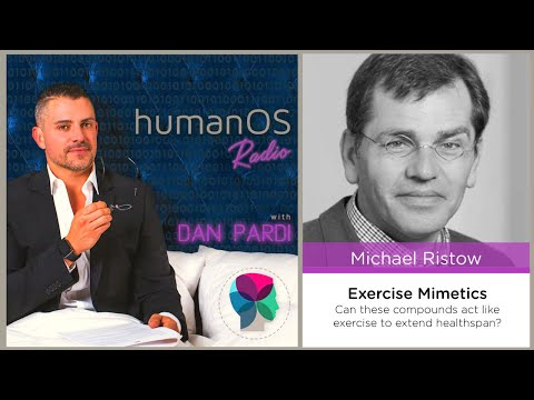 039. Why Antioxidants Are Unhealthy and Compounds That Mimic Exercise (Guest, Professor Michael Rist