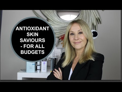 ANTIOXIDANT SKIN SAVIOURS FOR ALL BUDGETS – NADINE BAGGOTT