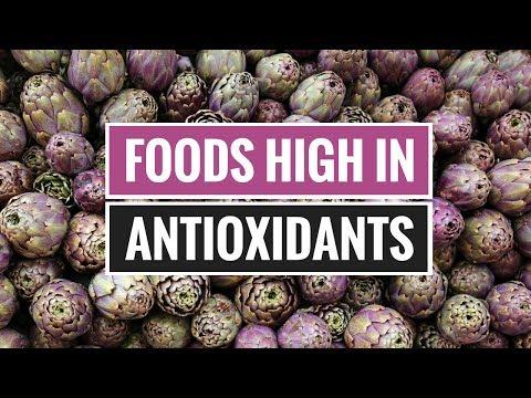 5 Healthy Foods High in Antioxidants