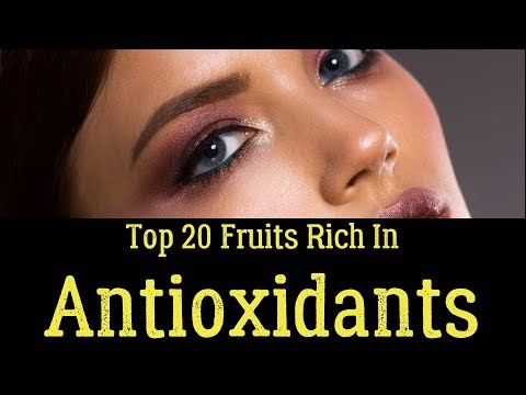 Top 20 Fruits Rich In Antioxidants For Fabulous Skin