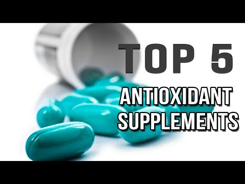 What Are The Best Antioxidant Supplements To Take in 2018?