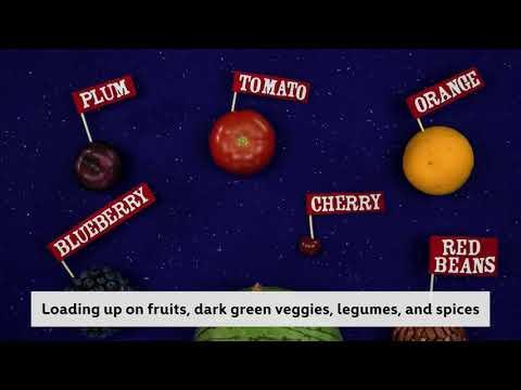 Foods that Love you Back: Antioxidants – Banner Health