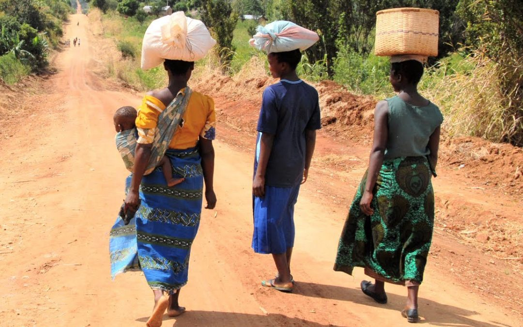 Women's Life Expectancy Is Lower in Poorer Countries