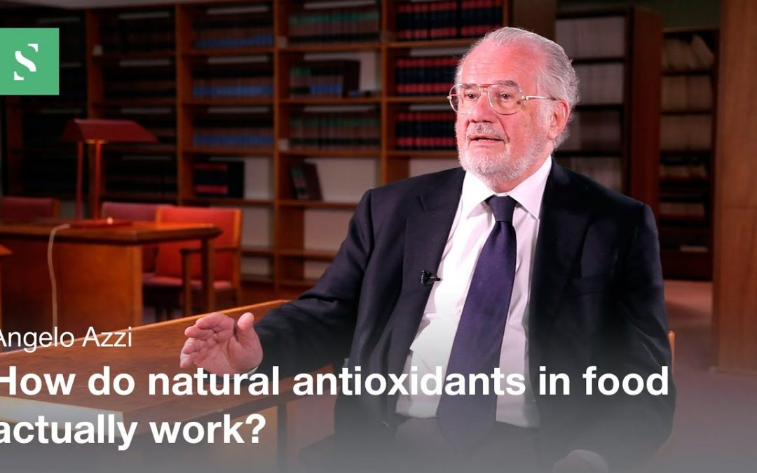 Mechanisms of Antioxidant's Functions – Angelo Azzi