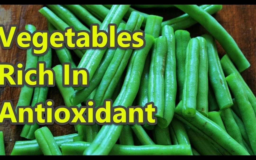 Top 10 Vegetables Rich In Antioxidant