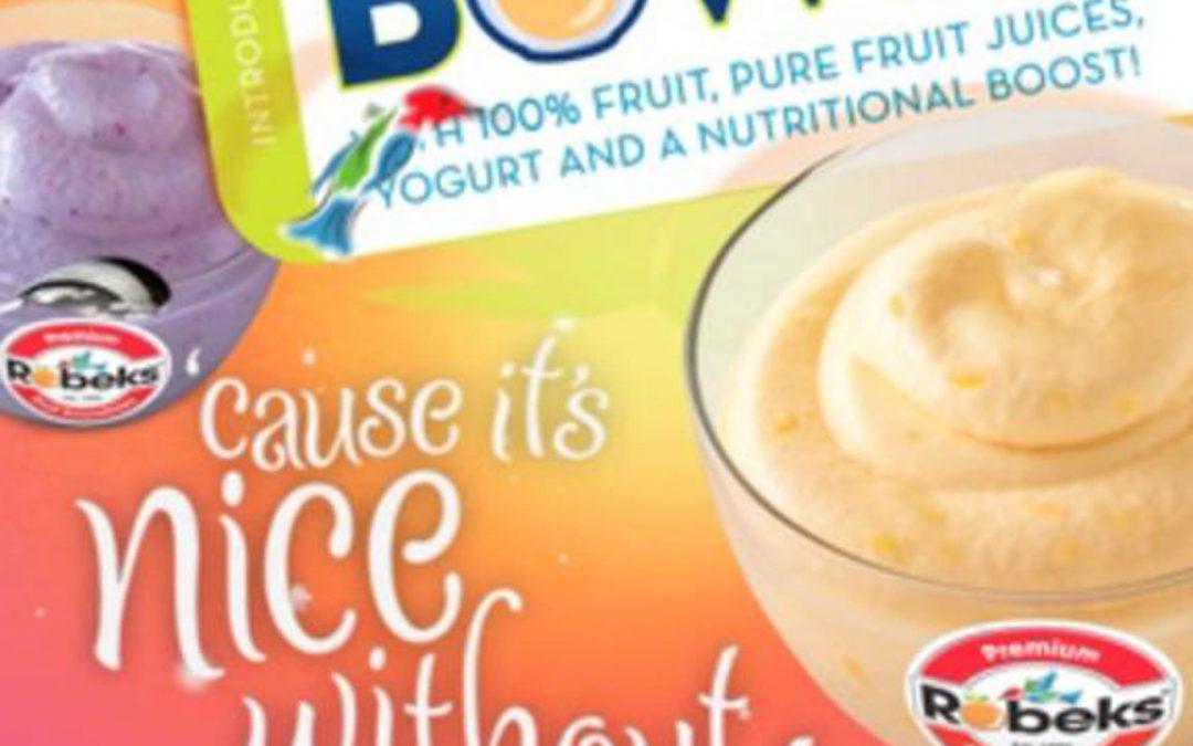 Robeks Healthy Fruit Smoothie Drinks