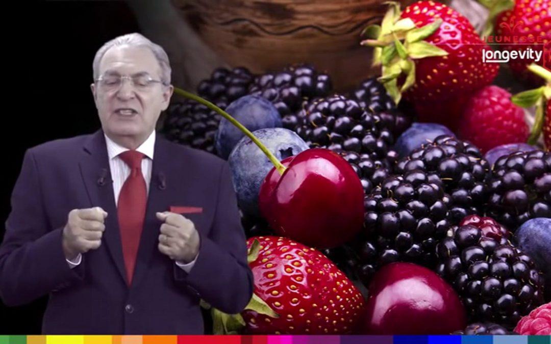 JEUNESSE Reserve™ A Super Antioxidant Resveratrol Fruit Blend 5 ANTI AGING LONGEVITY