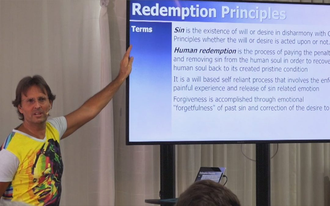 20161126-1100 Human Redemption Principles