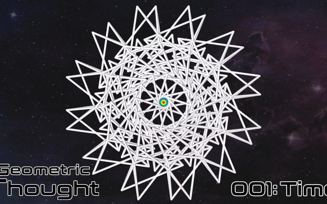Geometric Thought 001: Time