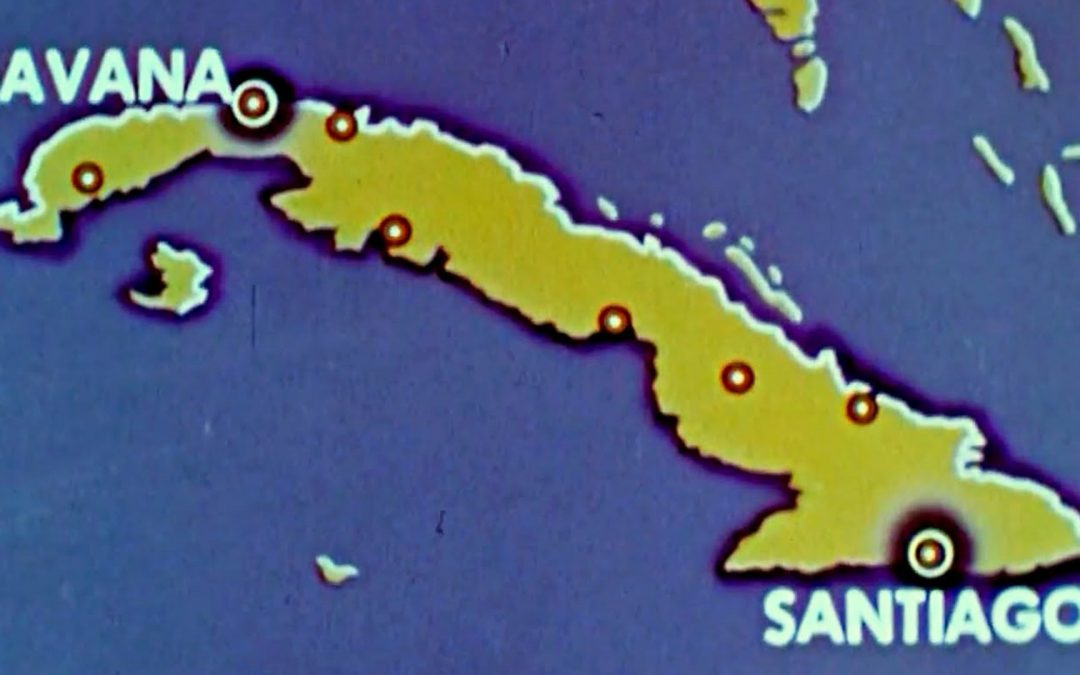 """Pre-Castro Cuba: """"Cuba: The Land and the People"""" 1950 Coronet Instructional Films"""