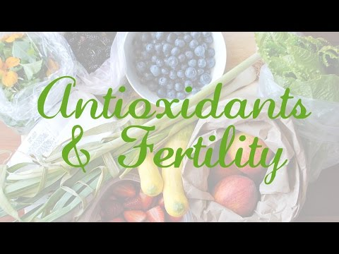 Antioxidants and Fertility