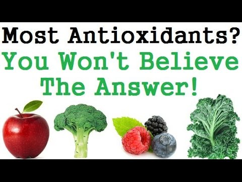 Which Food Has Most Antioxidants? You Won't Believe The Answer!
