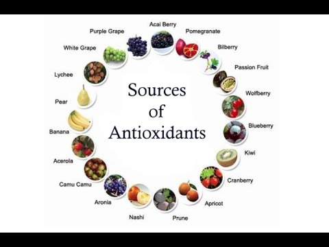 Antioxidants that work on your DNA.