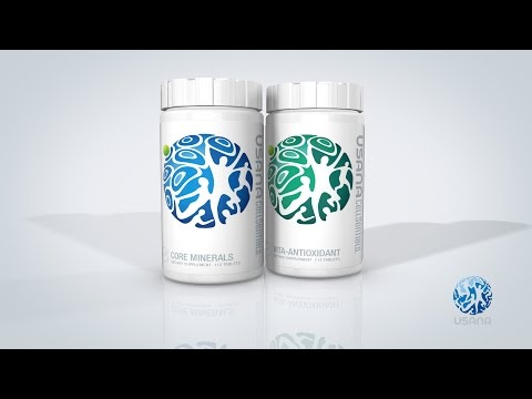 USANA CellSentials™: Premium Minerals and Antioxidants | USANA Video