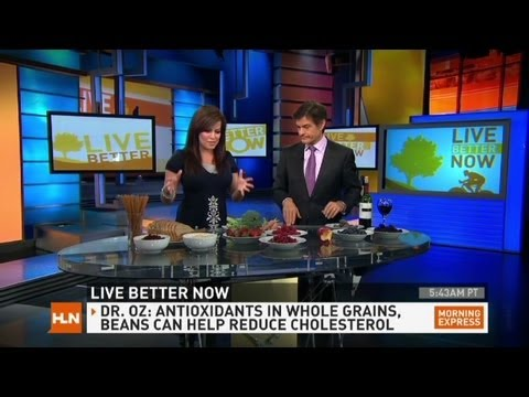Dr. Oz says: Eat your antioxidants