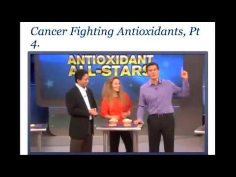 ▶ Dr Oz on ANTIOXIDANTS PT 2