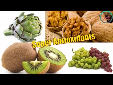 Top 9 Best Super Antioxidants Rich Fruits In The World