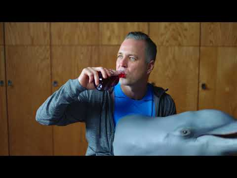 POM Wonderful Presents: Antioxidants for the Anti-Dolphin