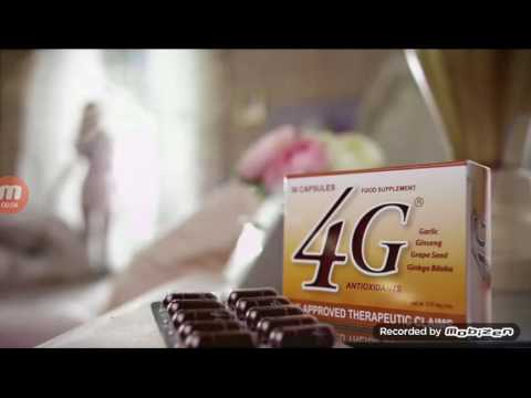 4G Antioxidants Capsule with Bea Alonzo (Version 5) TVC 2013