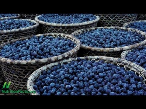 Clinical Studies on Acai Berries