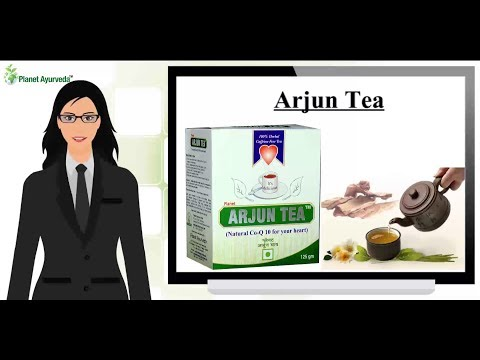 Arjun Tea – A Herbal Tea That is Rich in Antioxidants & CoQ10