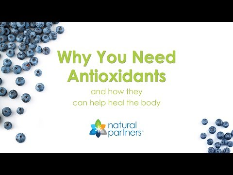 Why You Need Antioxidants | How they Heal the Body