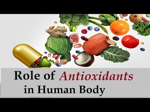 Antioxidants क्या है? How Antioxidants can defeat Non Communicable Diseases, Current Affairs 2018