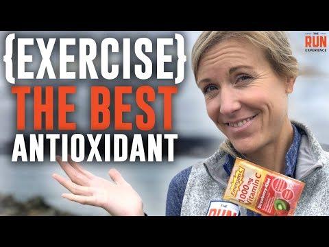 Exercise: The Best Antioxidant