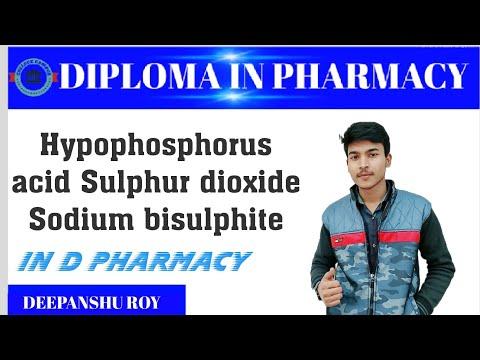 Drugs of Antioxidants part- 1 | Pharmaceutical Chemistry| हिंदी