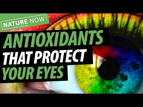 Antioxidants That Protect Your Eyes