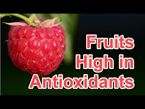 Top 10 Fruits High in Antioxidants