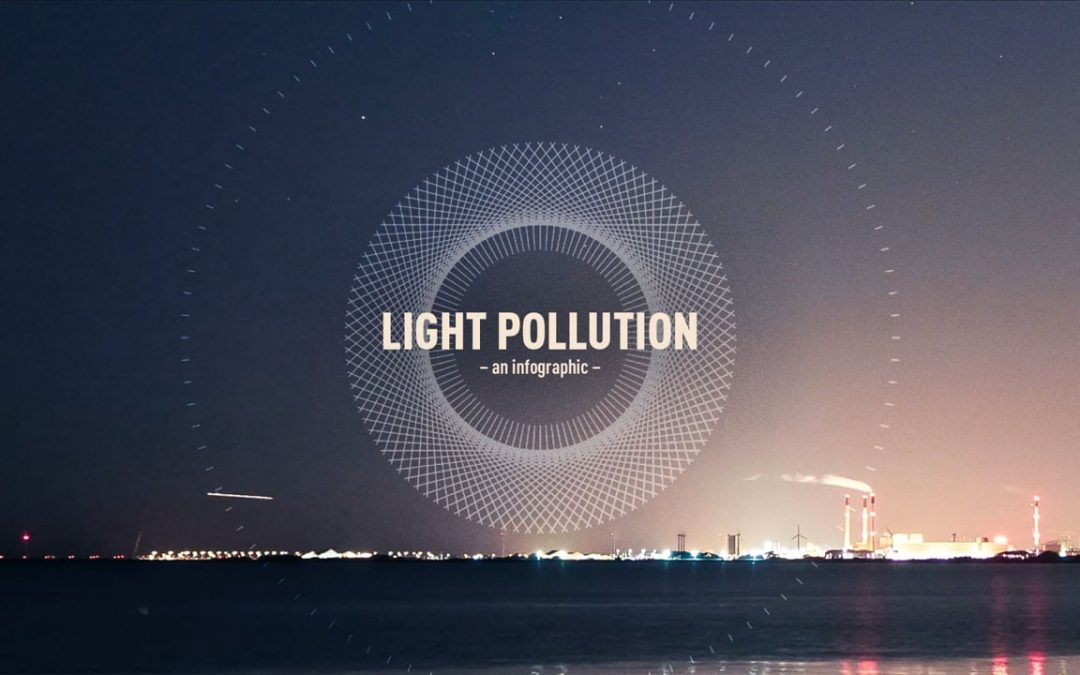 Light Pollution – an infographic