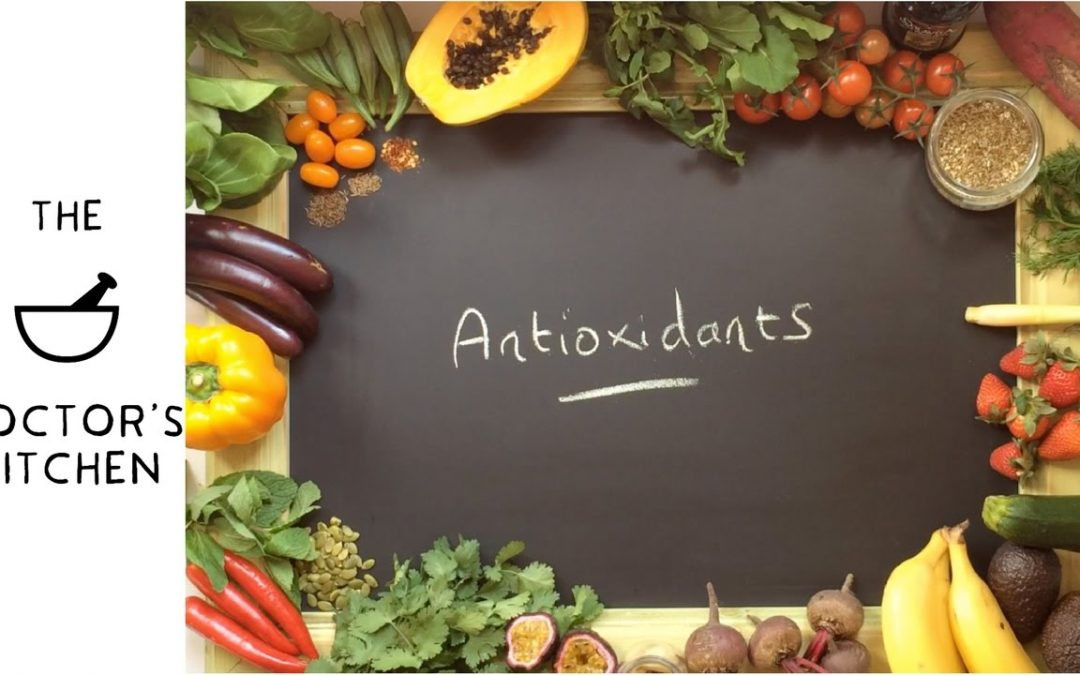 Micronutrition Pt 2 – Antioxidants and Phytochemicals