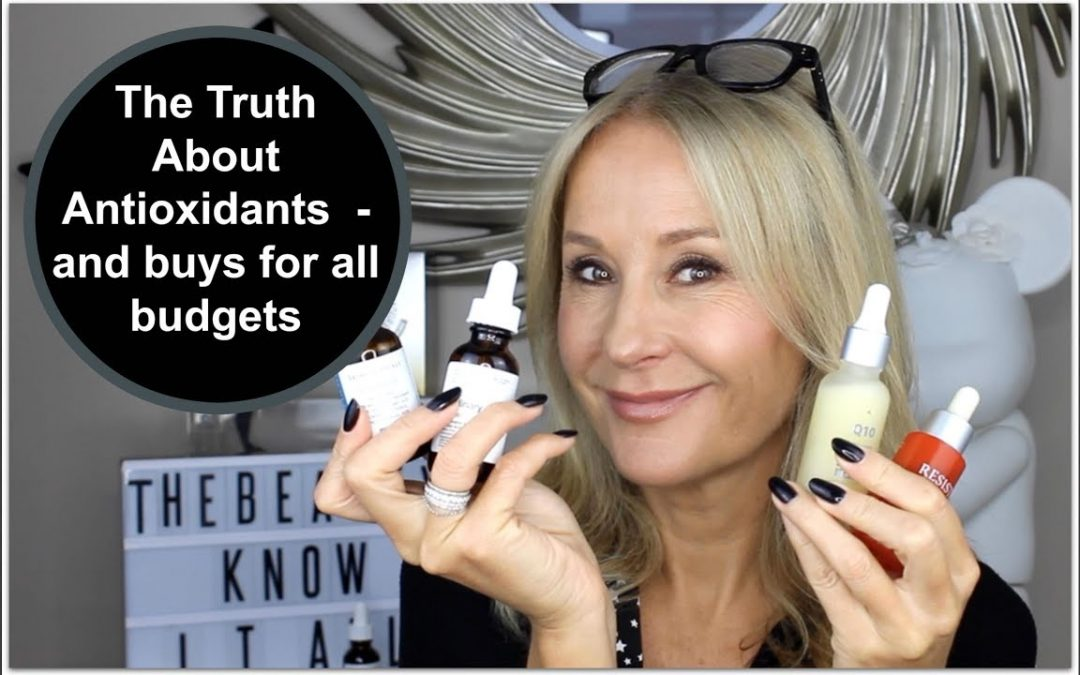 The Truth About Antioxidant Skincare – Nadine Baggott