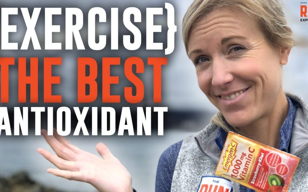 Exercise: The Best Antioxidant