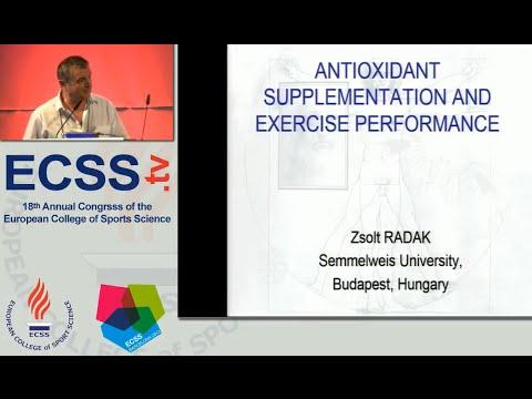Antioxidant Supplementation and Exercise Performance – Prof. Radak