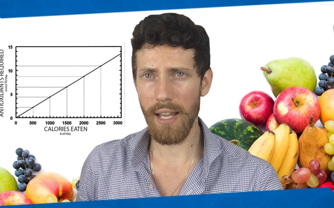 Most People Have An Antioxidant Deficiency. Do You?