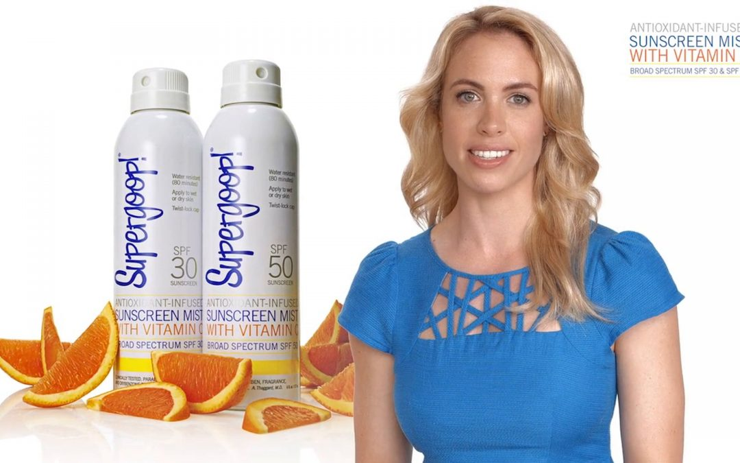 ANTIOXIDANT INFUSED SUNSCREEN MIST SPF 30 & SPF 50 Product Knowledge Byte