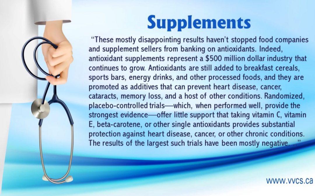NT005 – antioxidants