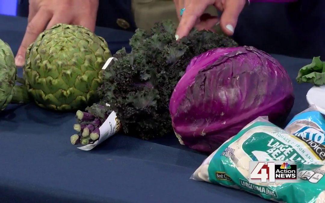 The top ten antioxidant foods